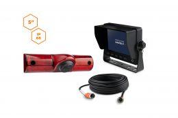 """LUIS Bremsleuchtenkamera-System mit 5"""" Monitor Professional"""