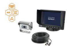 LUIS 7''-HD-System mit Shutter-Kamera Compact