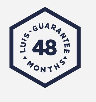 48 Monate Garantie auf Rückfahrkameras