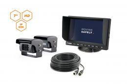 LUIS 7''-HD System mit Shutter-Kamera