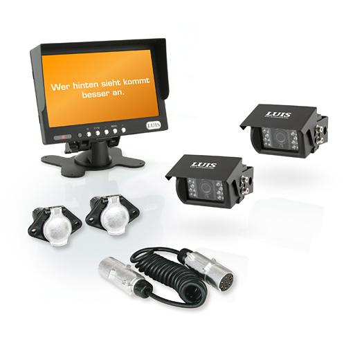 Das LKW Kamerasystem LUIS DF6700