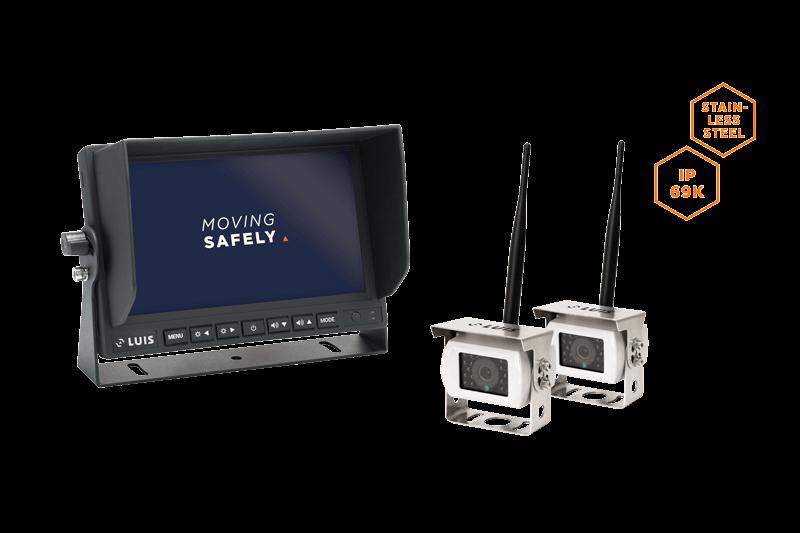 Funk-Kamera-Monitor-System