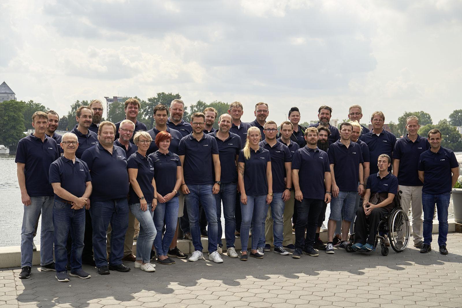 LUIS Technology Team